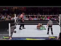 WWE 2K16 EN DIRECTO  Turn Heel de JP  JR  Game 2015