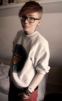 Best androgynous teen transgender scene netshadow tmb-5125