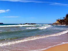 Sea Glass Beaches in Florida.