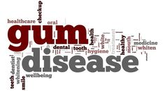 According to the CDC, periodontal disease affects 2.5 times more people in the U.S. than diabetes