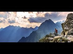 From Up There (High Tatras - Slovakia) High Tatras, Carpathian Mountains, Eastern Europe, Land Scape, Adventure Time, Mount Everest, Hiking, Instagram Posts, Roman