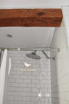 Kirb Appeal: Bathroom reveal! (two down, one to go)