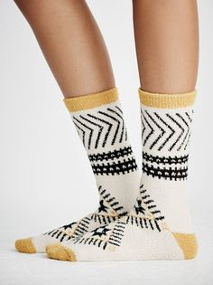 Free People Alps So Soft Boot Sock | ROOLEE