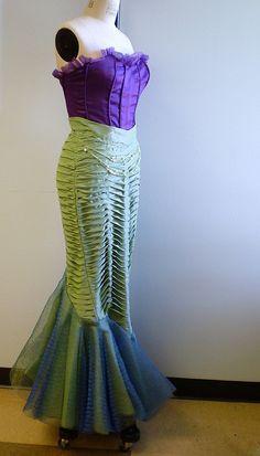 my Mermaid costume | Flickr - Photo Sharing! ~ http://www.flickr.com/photos/minicoops/3119801828/