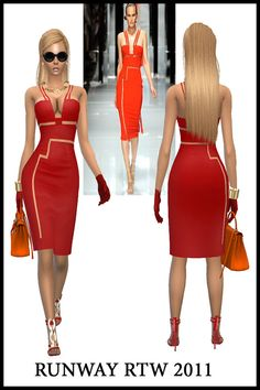 RHOWC: New clothing creations