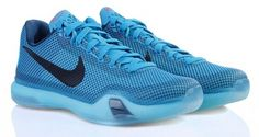 Nike Kobe X 'Blue Lagoon' - Detailed Look - WearTesters