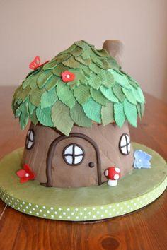 Treehouse cake