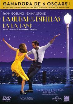 La La Land: la ciudad de las estrellas dirigida per Damien Chazelle. [S.l.]: Universal, 2017