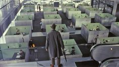 Whatever happened to the cubicle? Might it be that the scene in the 1999 film Office, in which the main character dismantles his cubicle, marked the demise o...