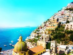 Enter Daily for a Chance to Win a Trip to the Amalfi Coast!
