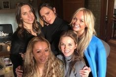 Don't Worry, That Palpable Shift in the Cosmic Force Was Just the Spice Girls Reuniting