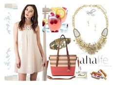 """""""AHA LIFE COLLECTION"""" by kelli-couture ❤ liked on Polyvore"""