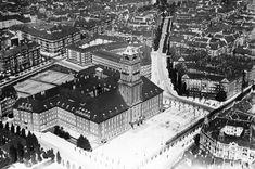 Berlin ca. 1925 Rathaus Schoeneberg