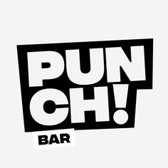 Brand New: New Logos and Packaging for Onnae & Punch Bar by GrupoW Web Design, Logo Type Design, Food Logo Design, Design Logos, Design Art, Logo Inspiration, Logo Branding, Branding Design, Typography Logo Design