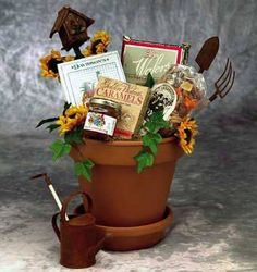 supper cute gift planter