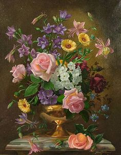 floralart.quenalbertini: Albert Williams Art