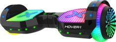 Bring your Astro dreams to life with the Hover-1 Astro Hoverboard. This exciting rideable is an all-out color experience. Available in three different finishes, the LED lights along the wheels, the board and the foot pads will shine bright during your entire ride. The vibrant RGB color scheme will bring your board to life. Bright, bold, and beautiful, Astro brings out our love for color with every mile you ride. Loaded with a massive 400W motor that lets you hit speeds of up to 7mph, you can… Airbrush Designs, Pro Scooters, Balance Board, Led Flush Mount, Foot Pads, Girls Fashion Clothes, W 6, Light Up, Kids Toys