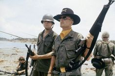 Apocalypse Now (CHARLIE DON'T SURF!)