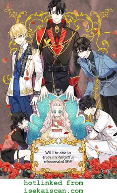 Lord Baby Runs A Romance Fantasy With Cash - chapter 0 - Kissmanga Top Anime, Anime W, Anime Couples Manga, Chica Anime Manga, Anime Girl Cute, Kawaii Anime Girl, Anime Sisters, Manga English, Romantic Manga