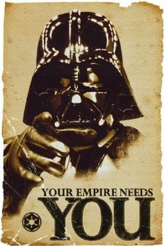 Come to the Darkside....we have cookies....