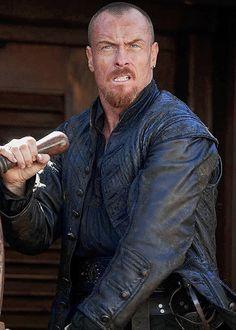 Toby Stephens (Captain Flint, Black Sails season 3)
