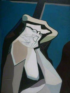Mater Dolorosa, 1958 by Robert Colquhoun (1914-1962)