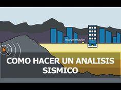COMO HACER UN ANALISIS SISMICO dinámico espectral | construir el espectr...