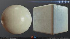 ArtStation - PREY: Station Materials and Texture Work, William Hewitt