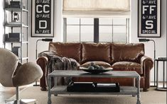 The Intentional Apartment: 26 Examples of a Masculine Home from the Pages of the Restoration Hardware Catalog - Primer
