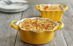 Hungry Couple: Cheesy Quinoa & Asparagus Bake #recipesfromtheheart