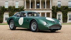 1961 Aston Martin MP209 DB4GT Zagato