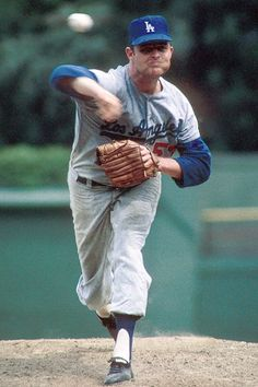 Don Drysdale - Los Angeles Dodgers Dodgers Baseball, Baseball Star, Better Baseball, Baseball Photos, Famous Baseball Players, Best Baseball Player, Don Drysdale, Mlb Pitchers, Baseball Photography