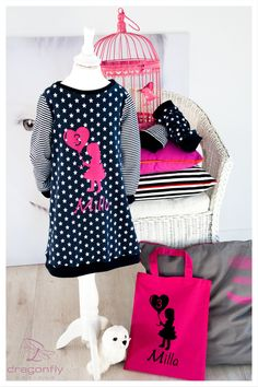 Geburtstagskleid ♥ personalisiert