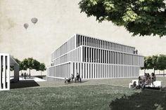 Ted'A Arquitectos   Edificio IMAS, Mallorca