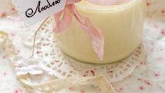 Tvarohový krém Glass Of Milk, Pudding, Drinks, Desserts, Food, Drinking, Tailgate Desserts, Puddings, Dessert