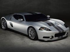Galpin Ford GTR1, auto deportivo y exclusivo