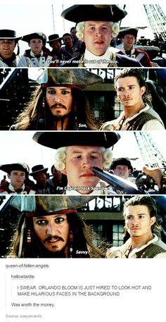 city of stars — I feel like the Pirates of the Caribbean fandom. Jack Sparrow Funny, Jack Sparrow Quotes, Stupid Funny Memes, Funny Relatable Memes, Funny Facts, Funny Quotes, Disney Memes, Disney Quotes, Johny Depp