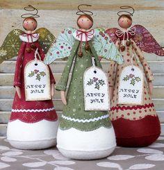 Christmas Dolls by Annie Smith
