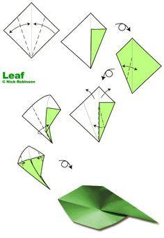 tutorial origami mosaic - Buscar con Google