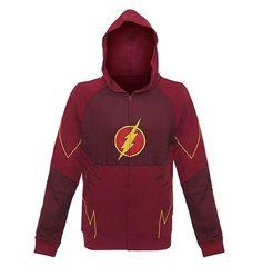 The Flash Cosplay Costume Hoodie