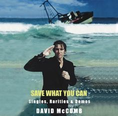David McComb collection of rarities.
