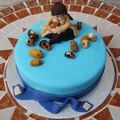 Supernatural Cake Decorations