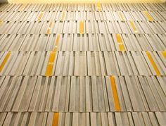 Indoor Concrete Wall Panels - The Concrete Network Precast Concrete Panels, Concrete Facade, Reinforced Concrete, Facade Design, Exterior Design, Wall Finishes, Facade Architecture, Wall Patterns, Prefab