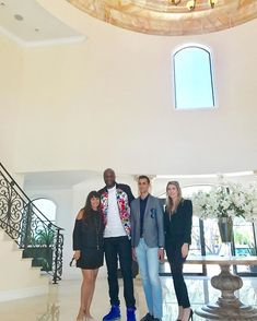 #DreamTeam Worldwide Sports & Entertainment Team  #luxuryrealestate #pinecrest #miami #miamibeach #powerbrokers #nba #realestateadvisory #worldwideproperties @c_loundy @lamarodom @zarko_305 @rolandmiami @worldwideproperties