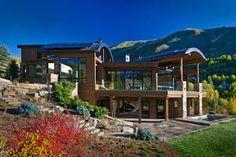 The Top Ten Most Spectacular Ski Homes in 2010 @ TopTenRealEstateDeals.com