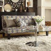 Found it at Wayfair - Kingstown Home Bellora Mini Futon Sleeper Sofa