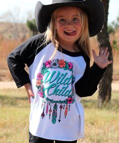 WILD Child Toddler Shirt