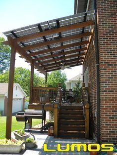 Enjoyable Sunsade Balcony Canopy Aluminum Strong Struction Canopy For Largest Home Design Picture Inspirations Pitcheantrous