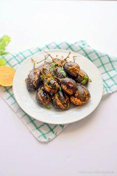 Cookingwithsapana: Bhagare Baingan