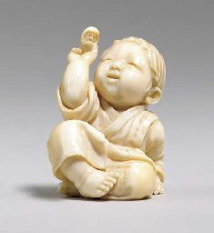 Ivory Netsuke Value | Kōmei Ishikawa Biography, Works of Art, Auction Results | Artfact